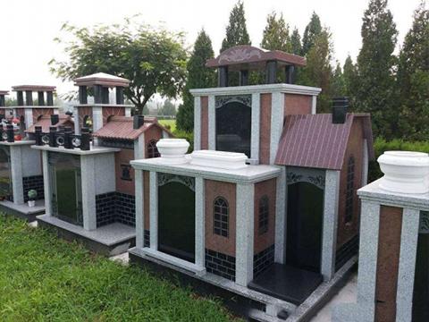 家庭牌楼墓