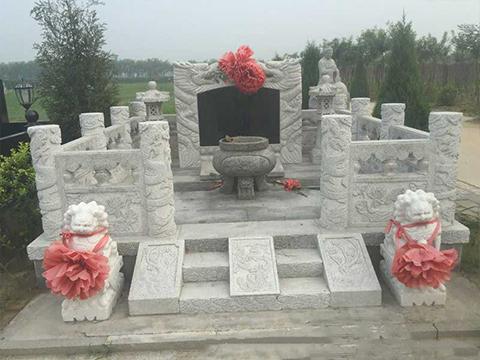 家庭和谐墓1