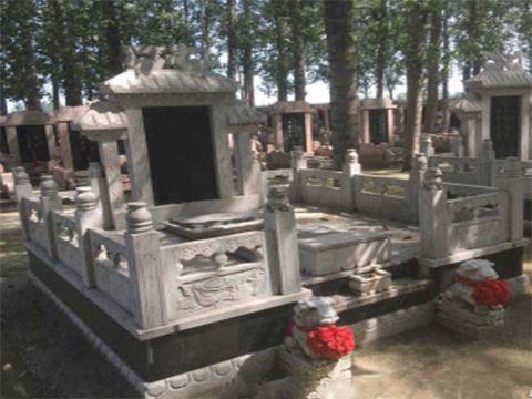 双龙家庭和谐墓