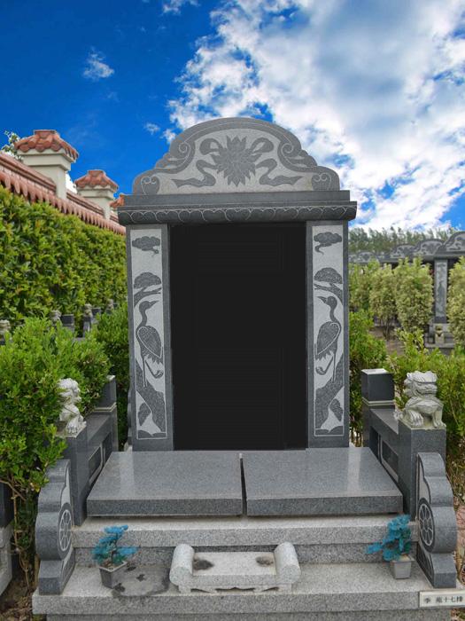 中式传统墓1