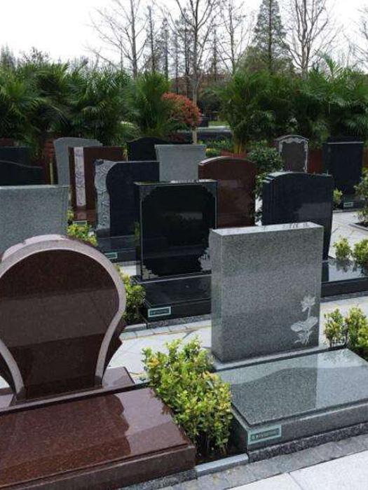 中式传统墓2