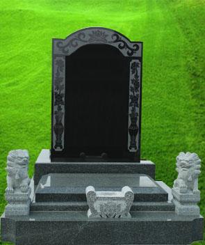 月区艺术墓一