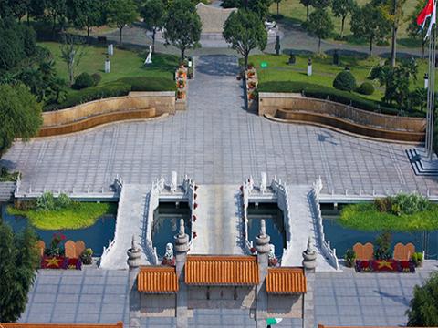 汉沽逸安园公墓