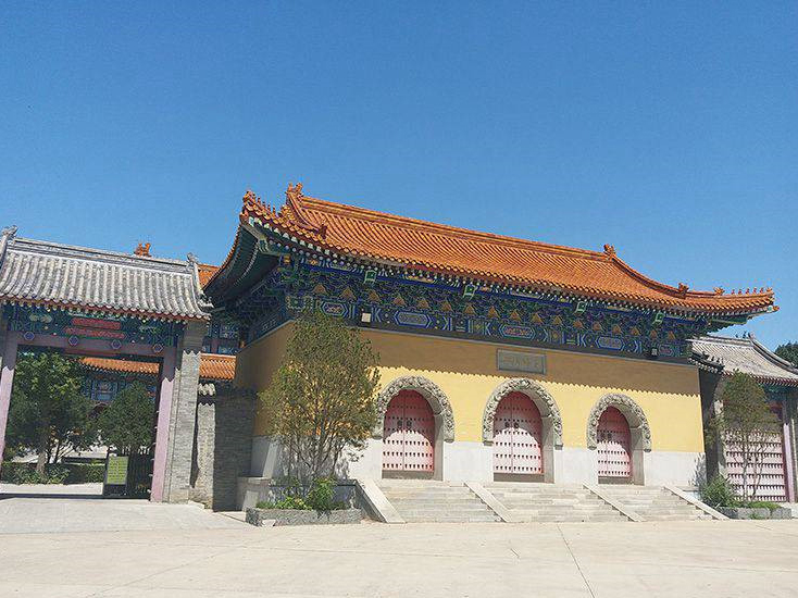 玉佛寺寝宫